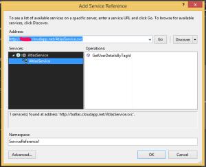 Add Service to windows 8.1