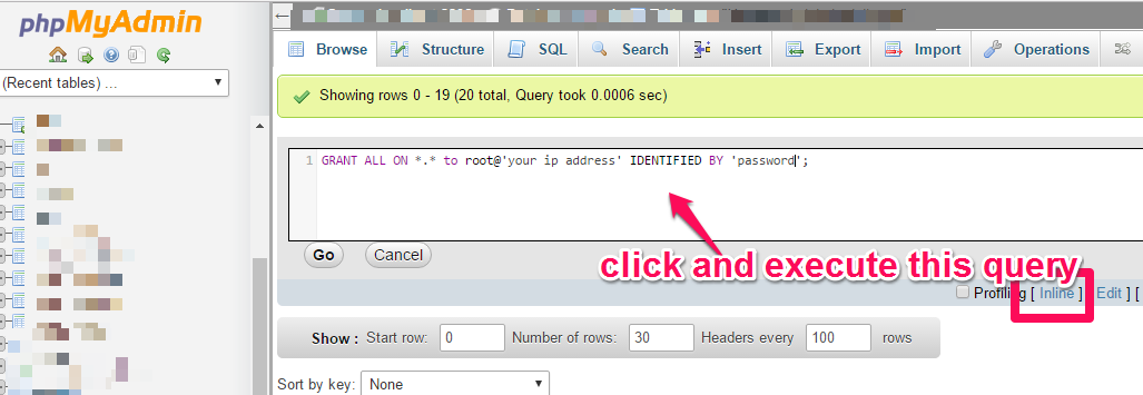 How To Find Ip Address Of Phpmyadmin How to Change and
